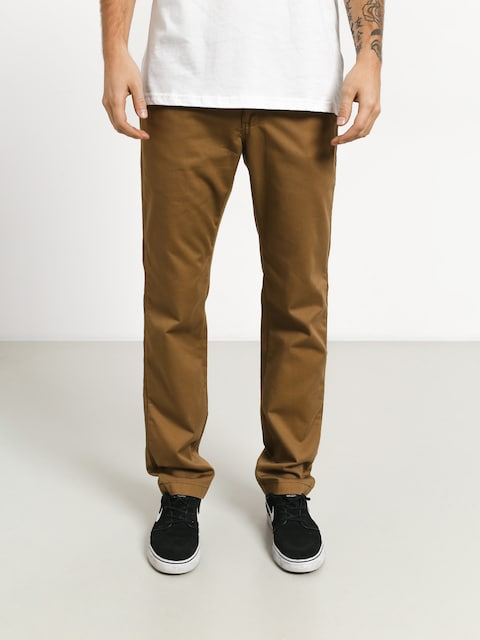 Nohavice Vans Authentic Chino S (dirt)