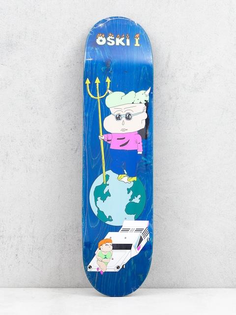 Doska Polar Skate Oskar Rozenberg Oski 1 (blue)