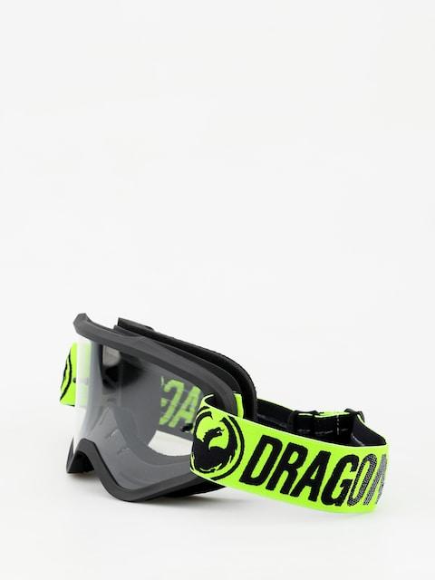 Okuliare na snowboard Dragon MXV (break green/clear)