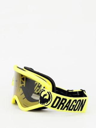 Okuliare na snowboard Dragon MXV (highvis/smoke)