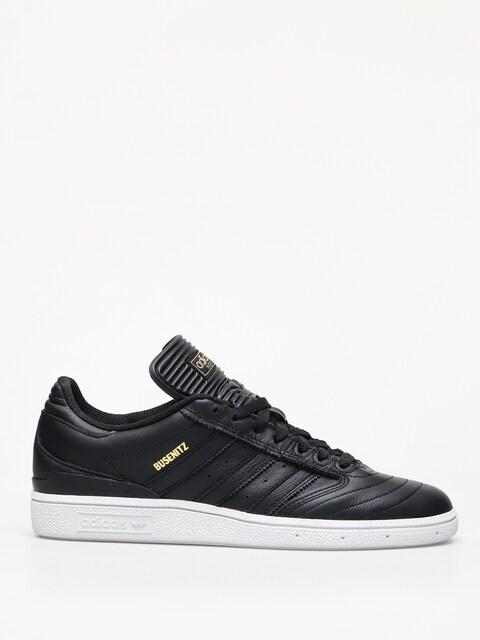 Topánky adidas Busenitz (core black/gold met./ftwr white)