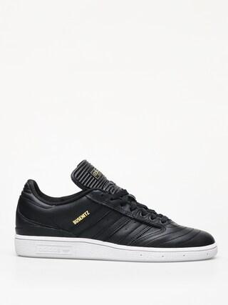 Topu00e1nky adidas Busenitz (core black/gold met./ftwr white)