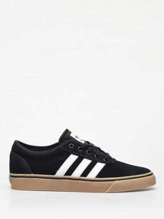 Topu00e1nky adidas Adi Ease (core black/ftwr white/gum4)