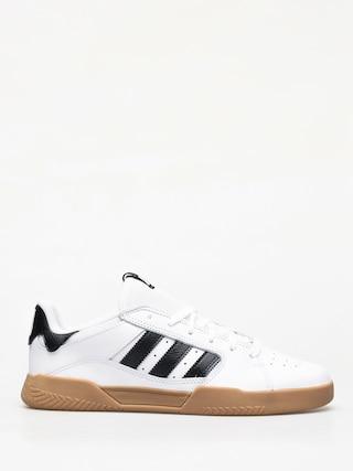 Topu00e1nky adidas Vrx Low (ftwr white/core black/gum4)