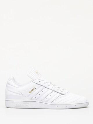 Topu00e1nky adidas Busenitz (ftwr white/gold met./ftwr white)