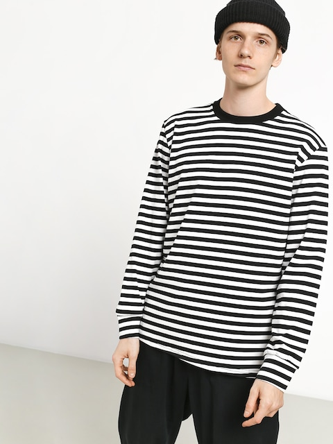 Triko The Hive Stripes (black/white)