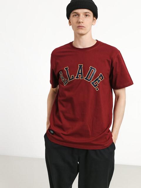 Tričko Elade College (maroon)