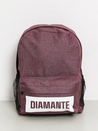 Batoh Diamante Wear Boxlogo (burgundy jeans)