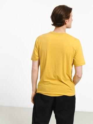 Tričko Brixton Bolton Prt (washed yellow)