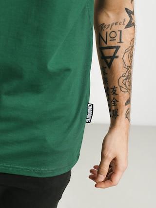 Tričko Diamante Wear Basic (green)