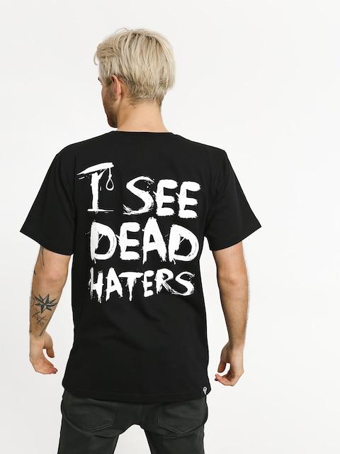 Tričko Diamante Wear I See Dead Haters 2 (black)