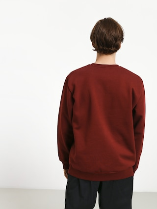 Mikina Carhartt WIP Thank You X Pass Port (pass port burnt red)