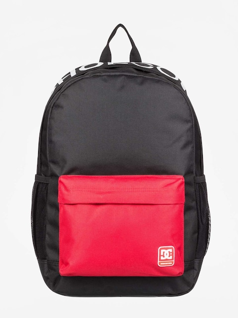 Batoh DC Backsider Cb (black/racing red)