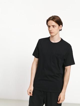 Tričko Element Basic Pocket Cr (flint black)
