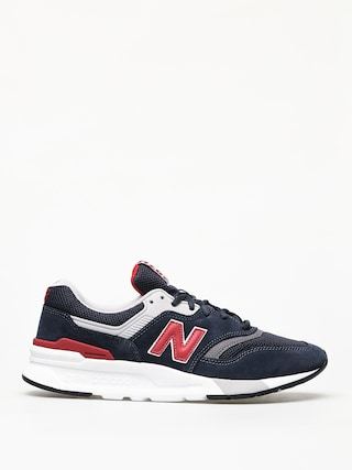 Topu00e1nky New Balance 997 (navy/red)