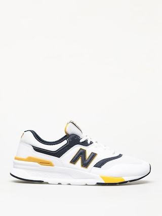 Topu00e1nky New Balance 997 (white/navy)