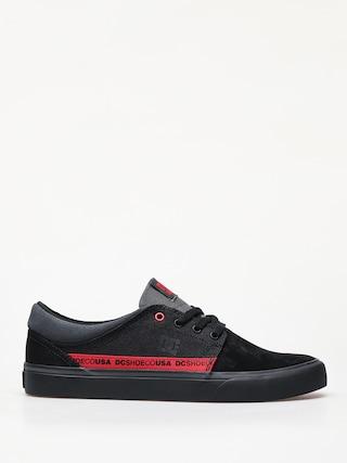 Topánky DC Trase Tx Se (black/red/black)
