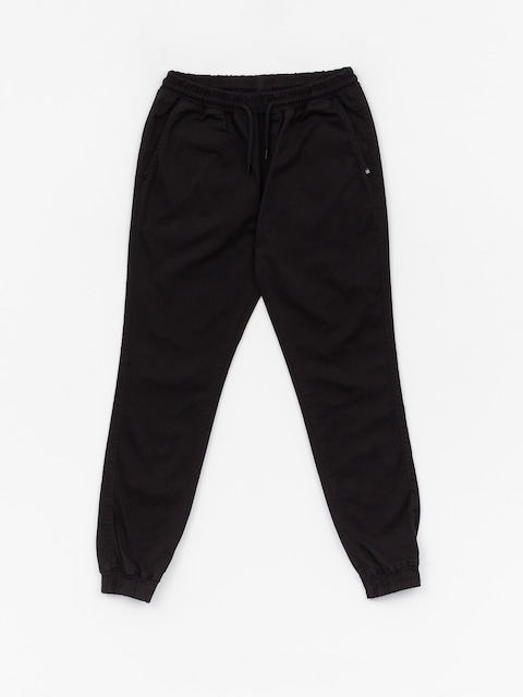 Nohavice Malita Jogger (black stripes)