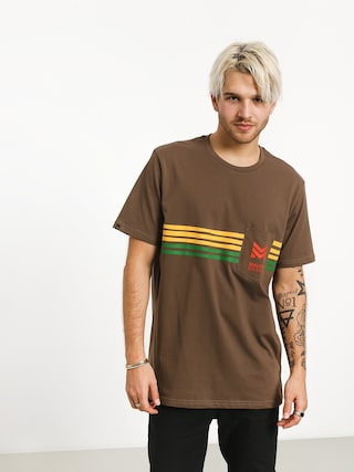 Triu010dko Malita Stripes (brown)