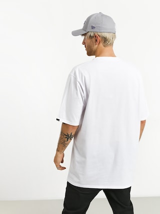 Tričko Stoprocent P O P (white)