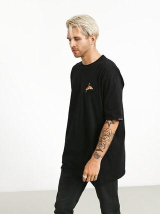 Tričko Stoprocent P O P (black)