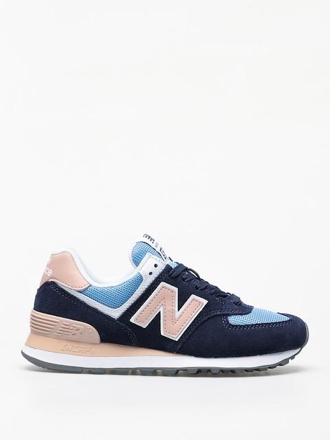 Topánky New Balance 574 Wmn (navy/pink)
