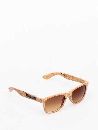 Slneu010dnu00e9 okuliare Diamante Wear Woody (beige)