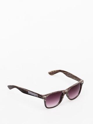 Slnečné okuliare Diamante Wear Woody (brown)