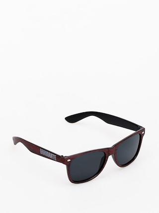 Slnečné okuliare Diamante Wear Woody (burgundy)