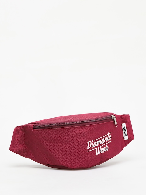 Ĺadvinka Diamante Wear Diamante Logo (burgundy)