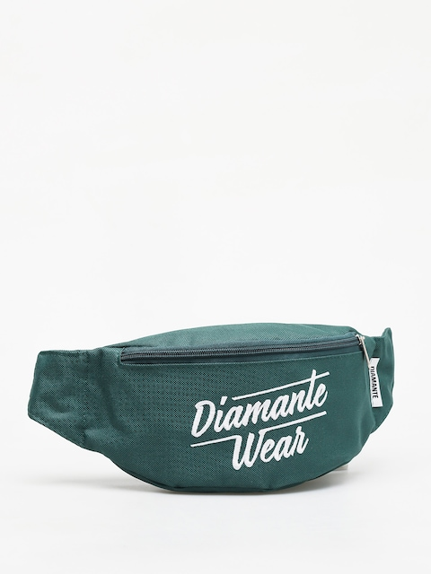 Ĺadvinka Diamante Wear Diamante Logo Big (bottle green)