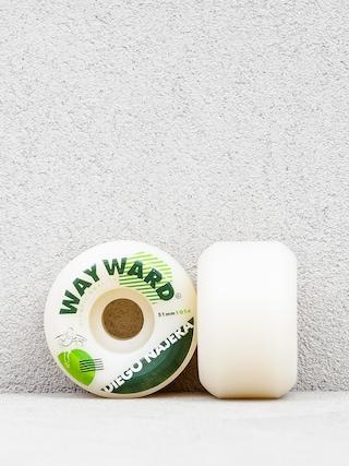 Kolieska Wayward Diego Najera (white/green)