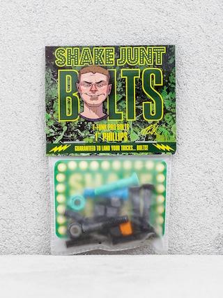 Skrutky Shake Junt T Funk (black/green/blue)