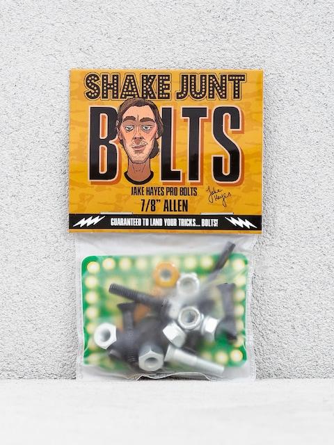 Skrutky Shake Junt Jake Hayes Pro Bolts Allen