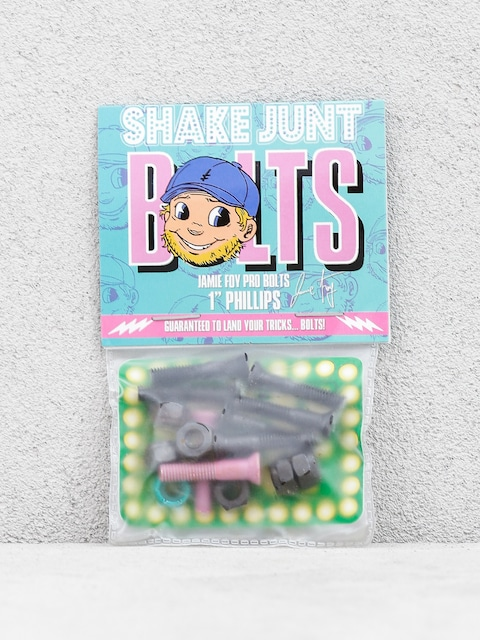 Skrutky Shake Junt Jamie Foy Pro Bolts