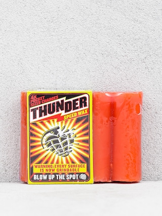 Vosk Thunder Speed Wax (red)