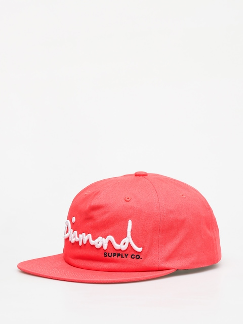 Šiltovka Diamond Supply Co. Og Script Snapback ZD