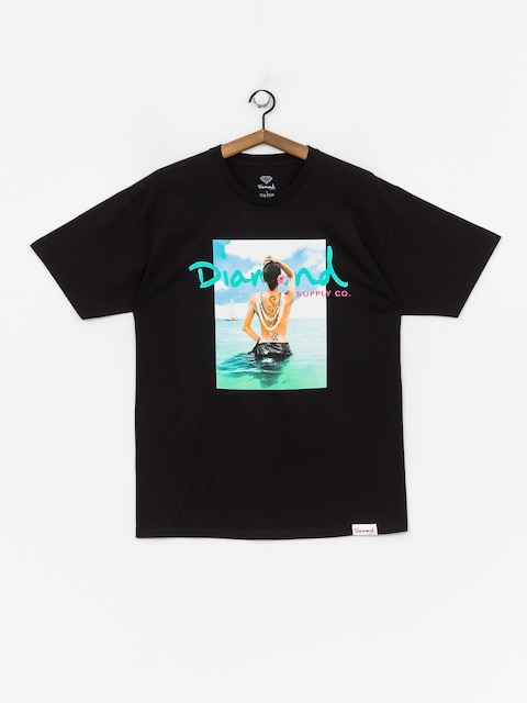 Tričko Diamond Supply Co. Waist Deep
