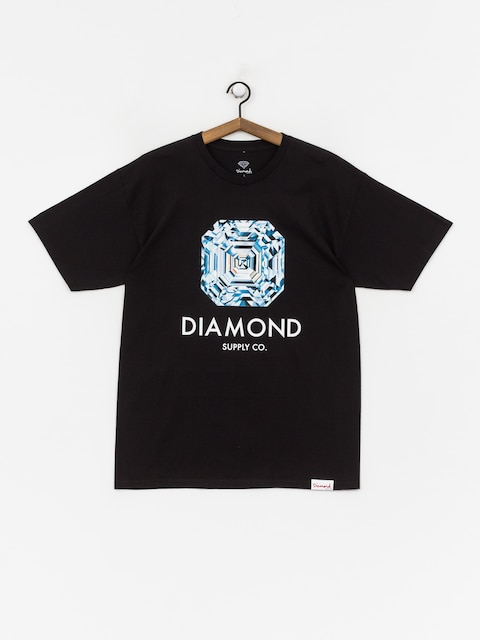 Tričko Diamond Supply Co. Asscher Cut