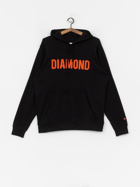 Mikina Diamond Supply Co. Diamond French Terry