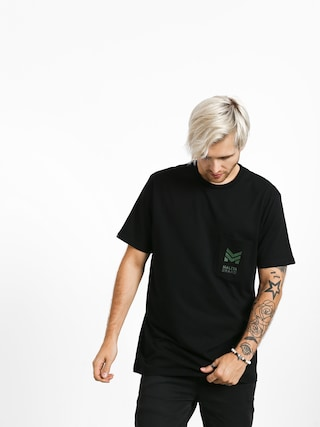 Tričko Malita Grenade (black)