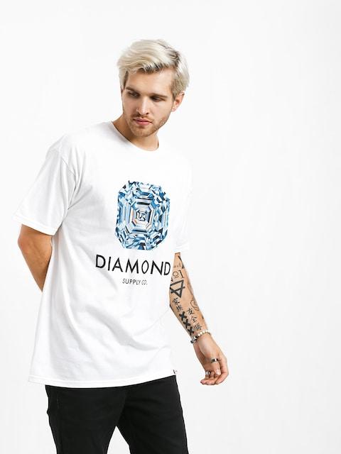 Tričko Diamond Supply Co. Asscher Cut