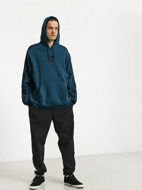 Mikina adidas Manolesarthd (tech mineral/black)