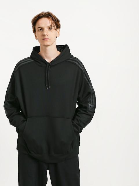 Mikina s kapucňou adidas Tech Hood (black/carbon)
