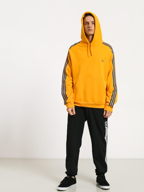 Mikina s kapucňou adidas Mini Shmoo HD (active gold/collegiate royal)