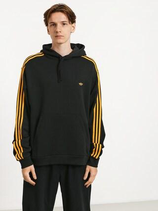 Mikina s kapucu0148ou adidas Mini Shmoo HD (black/active gold)