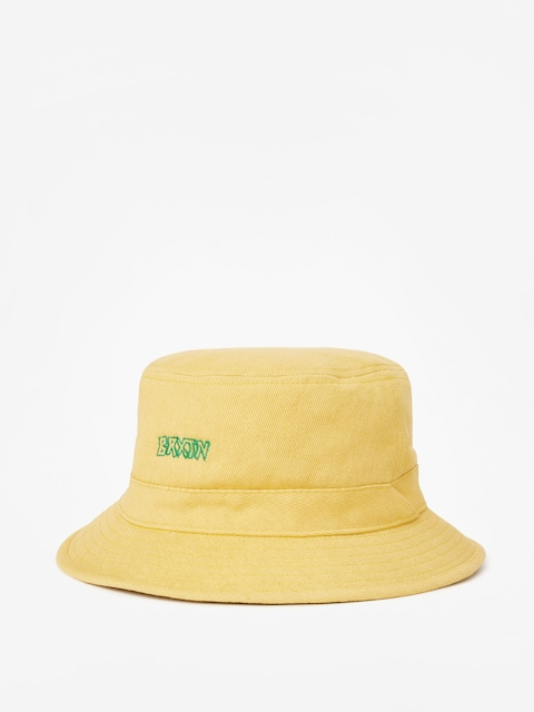 Klobúk Brixton Simmons Bucket Hat (yellow)