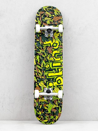 Skateboard Blind Camo Leaves (green)