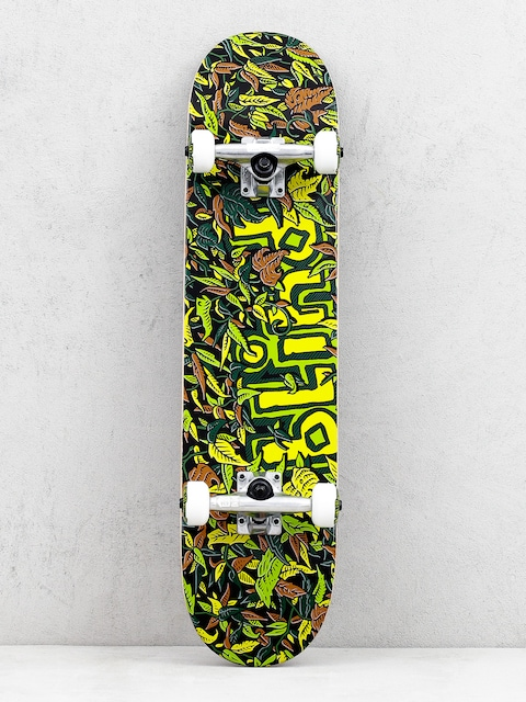 Skateboard Blind Camo Leaves