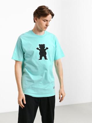Tričko Grizzly Griptape Og Bear (miny/black)
